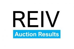 REIV Auction Results - Buyer Marketing